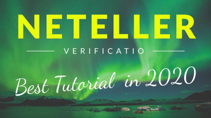 Neteller Account Verification 2020